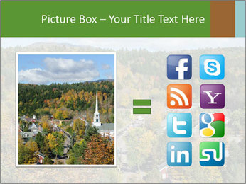 Vermont PowerPoint Template - Slide 21