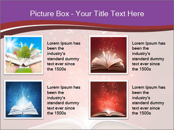 Magic book PowerPoint Templates - Slide 14