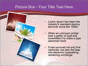 Magic book PowerPoint Templates - Slide 17