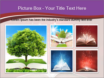 Magic book PowerPoint Templates - Slide 19