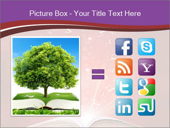 Magic book PowerPoint Templates - Slide 21