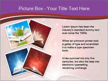 Magic book PowerPoint Templates - Slide 23