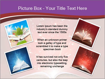 Magic book PowerPoint Templates - Slide 24