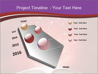 Magic book PowerPoint Templates - Slide 26