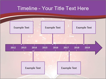 Magic book PowerPoint Templates - Slide 28