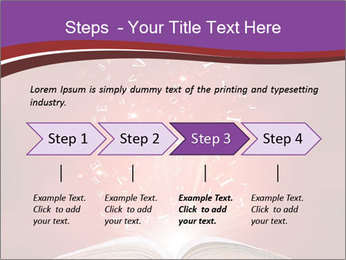 Magic book PowerPoint Templates - Slide 4