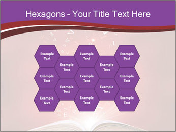 Magic book PowerPoint Templates - Slide 44