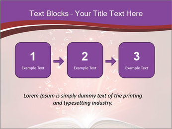 Magic book PowerPoint Templates - Slide 71