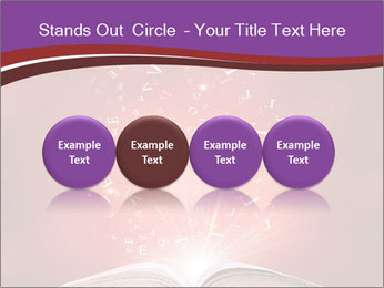 Magic book PowerPoint Templates - Slide 76