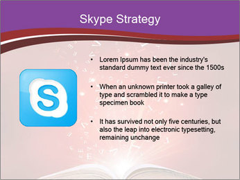 Magic book PowerPoint Templates - Slide 8