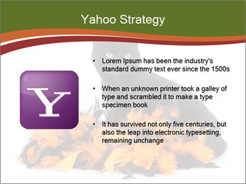 Halloween decorations PowerPoint Template - Slide 11