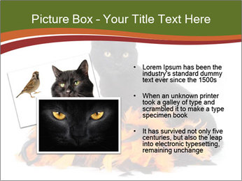 Halloween decorations PowerPoint Template - Slide 20