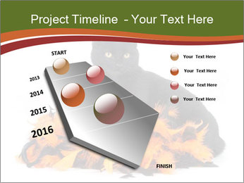 Halloween decorations PowerPoint Template - Slide 26