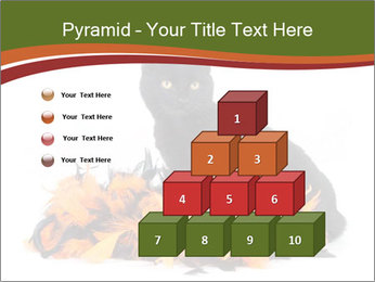 Halloween decorations PowerPoint Template - Slide 31
