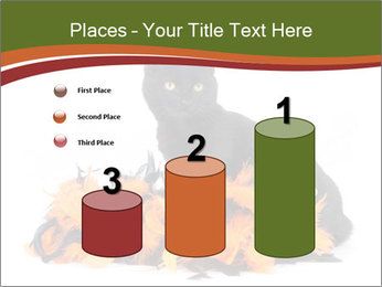 Halloween decorations PowerPoint Template - Slide 65