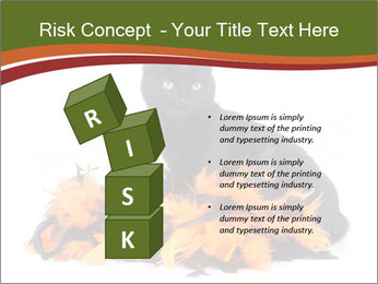 Halloween decorations PowerPoint Template - Slide 81
