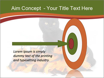 Halloween decorations PowerPoint Template - Slide 83