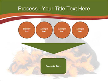 Halloween decorations PowerPoint Template - Slide 93