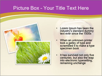 Gold apple PowerPoint Template - Slide 20
