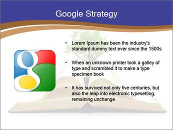 Tree growing PowerPoint Template - Slide 10