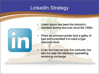 Tree growing PowerPoint Templates - Slide 12