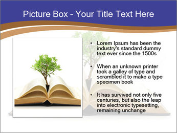 Tree growing PowerPoint Templates - Slide 13