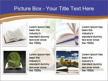 Tree growing PowerPoint Template - Slide 14