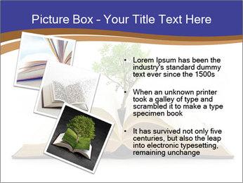 Tree growing PowerPoint Template - Slide 17