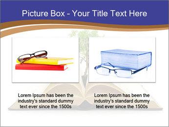 Tree growing PowerPoint Template - Slide 18