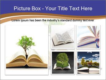 Tree growing PowerPoint Template - Slide 19