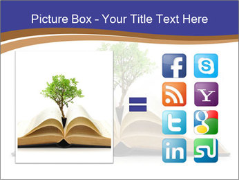 Tree growing PowerPoint Templates - Slide 21