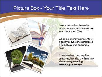 Tree growing PowerPoint Template - Slide 23