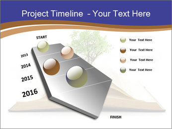 Tree growing PowerPoint Templates - Slide 26