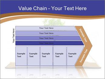 Tree growing PowerPoint Template - Slide 27