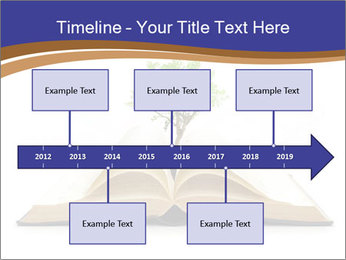 Tree growing PowerPoint Templates - Slide 28