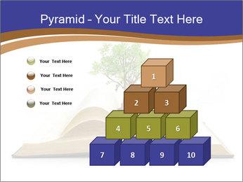 Tree growing PowerPoint Template - Slide 31