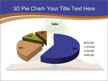 Tree growing PowerPoint Template - Slide 35