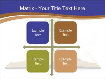 Tree growing PowerPoint Template - Slide 37