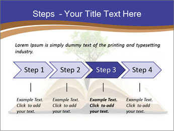 Tree growing PowerPoint Templates - Slide 4