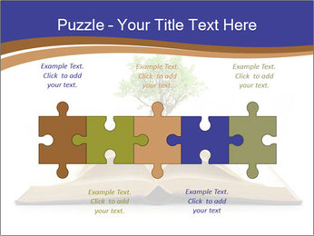 Tree growing PowerPoint Templates - Slide 41