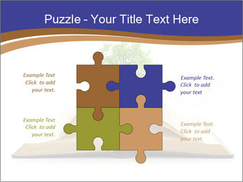 Tree growing PowerPoint Templates - Slide 43
