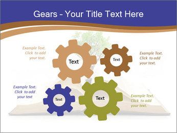 Tree growing PowerPoint Templates - Slide 47