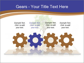 Tree growing PowerPoint Templates - Slide 48