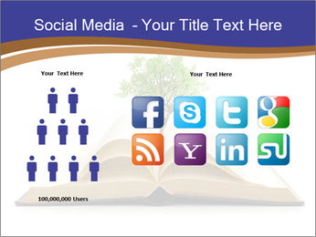 Tree growing PowerPoint Templates - Slide 5