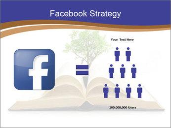 Tree growing PowerPoint Template - Slide 7
