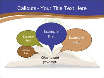 Tree growing PowerPoint Template - Slide 73