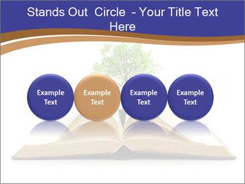 Tree growing PowerPoint Template - Slide 76