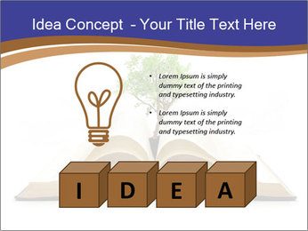 Tree growing PowerPoint Templates - Slide 80