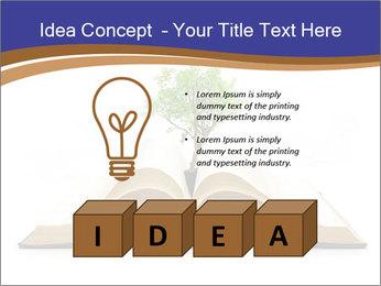 Tree growing PowerPoint Template - Slide 80