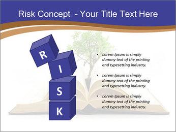 Tree growing PowerPoint Template - Slide 81